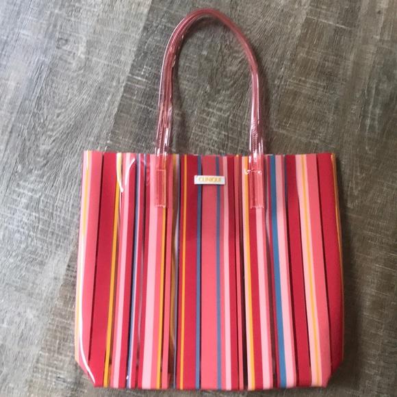 Clinique Handbags - Clinique Beach/Summer Tote